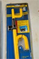 (2) Steering Wheel Locks