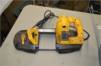 Power Fist Portable Band Saw