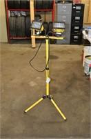 Noma Halogen Work Light on Stand