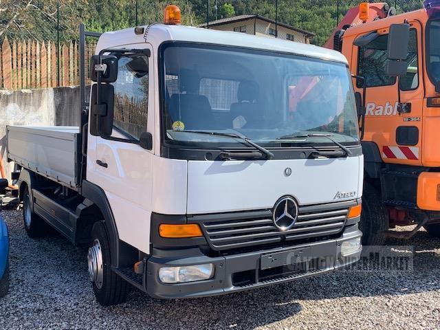 Camion Mercedes-Benz usati e nuovi in vendita su CamionSuperMarket