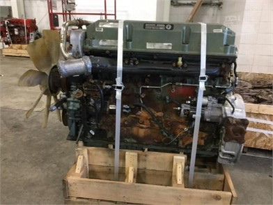 ENGINE ASSEMBLY CORE DETROIT 14 0L Other Auction Results - 2