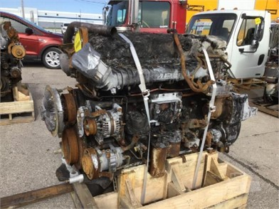 ENGINE EMBLY CORE MACK MP8 Other Auction Results - 1 ... on
