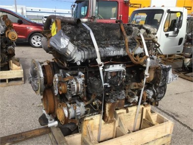 ENGINE EMBLY CORE MACK MP8 Other Auction Results - 1 Listings ... on