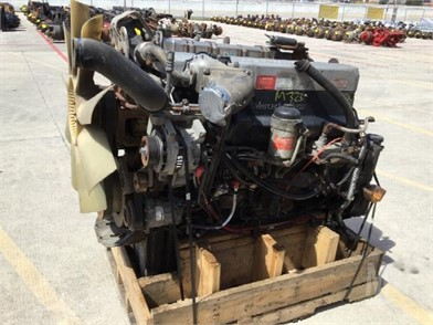 ENGINE ASSEMBLY TAKEOUT MERCEDES OM460LA Other Auction Results - 4