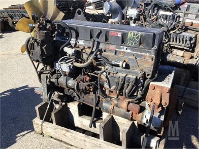 ENGINE ASSEMBLY CORE CUMMINS ISM Other Auction Results - 4 Listings