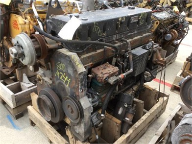 ENGINE ASSEMBLY TAKEOUT CUMMINS M11 CELECT+ Other Auction