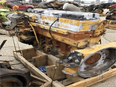 Engine Assembly Core Cat C-12 Other Auction Results - 2 Listings