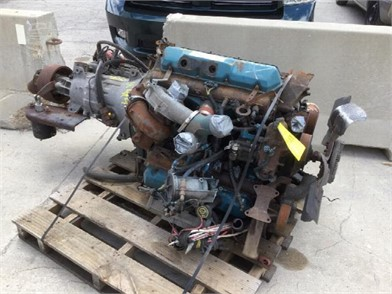 ENGINE ASSEMBLY TAKEOUT INTERNATIONAL T444E Other Auction