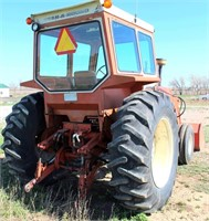 Allis Chalmers 185 w/FE Loader (view 4)