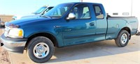 1999 Ford F-150 Pk, 4.2 liter V6 eng, auto trans, ext cab, 2wd, 140K mi (view 1)