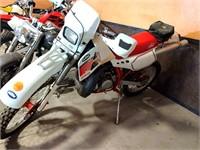 KTM 250 Enduro Motorcycle