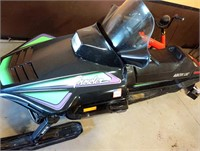 Arctic Cat Prowler Snow Mobile