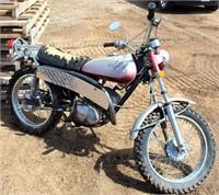 Yamaha Dirt Bike (view 1)