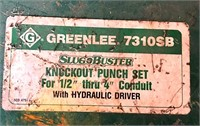 Greenlee 7310SB Knockout Punch Set (view 2)