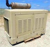 Onan 45 KW Diesel Generator, 597 hrs