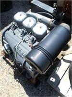 Deutz F3L912 Diesel Eng