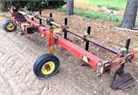 """Pipe Ditcher Bar, 6-Row, 30"""""""