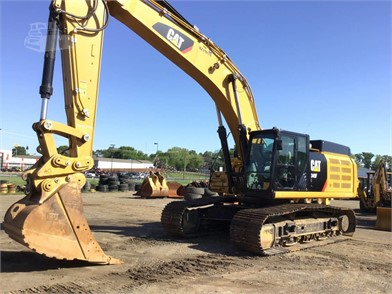 CATERPILLAR 349F For Sale - 27 Listings | MachineryTrader