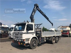 Scania P93h280  Uzywany