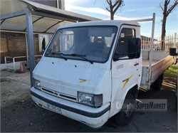 NISSAN TRADE 3.0  used