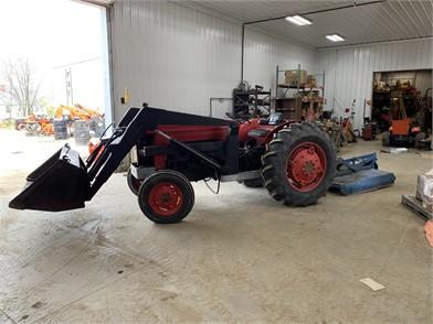 MASSEY-FERGUSON 65 For Sale - 31 Listings | TractorHouse com