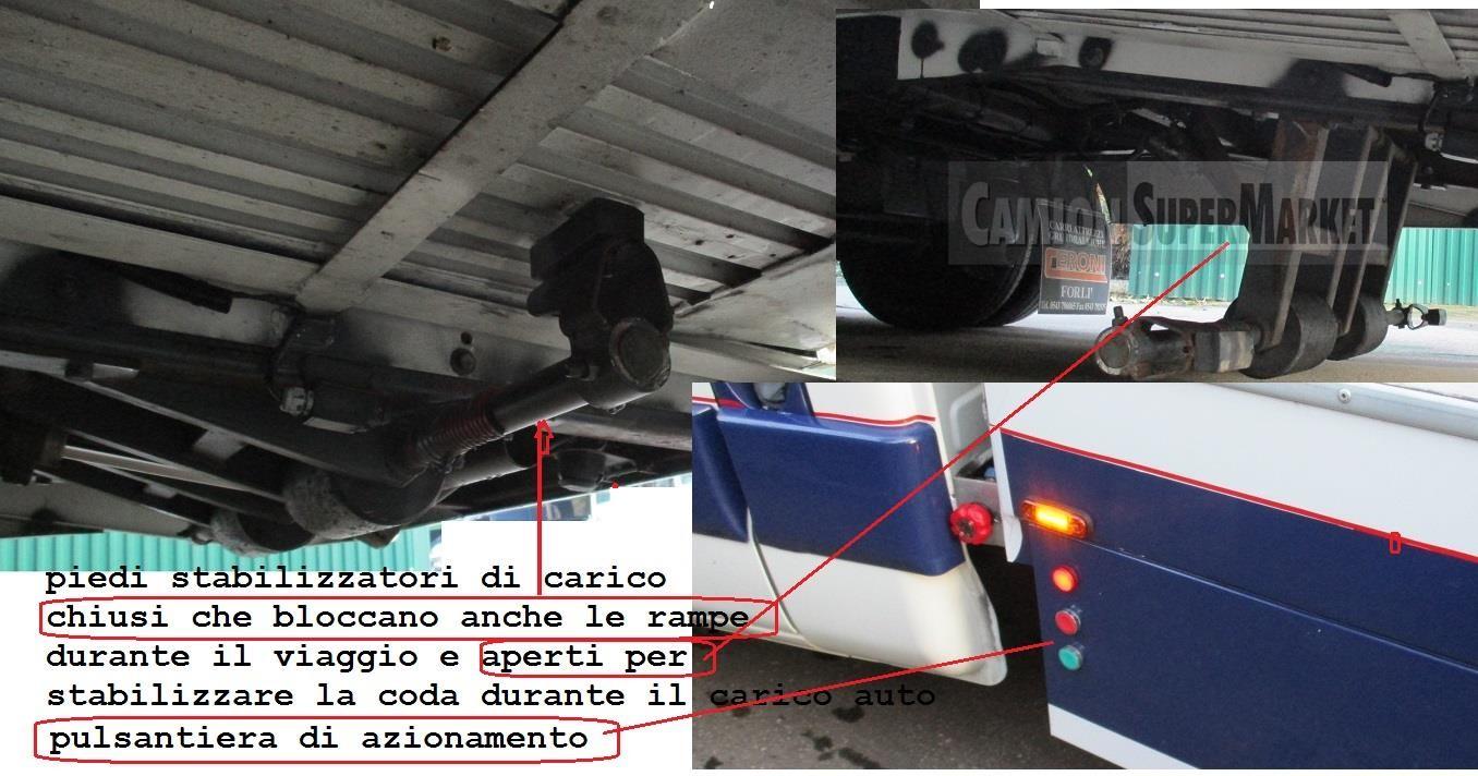 Iveco DAILY 35C18 Usato 2008 Emilia-Romagna