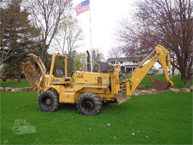 VERMEER Trenchers / Boring Machines / Cable Plows For Sale