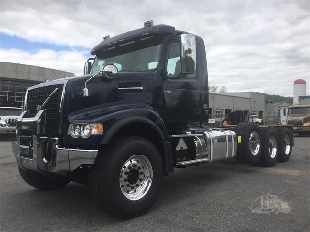 New Volvo Truck 2020 Volvo Vnl 2019 Interior 2019 08 20