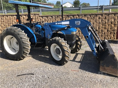 New Holland Farm Equipment For Sale In Lewisburg, Tennessee
