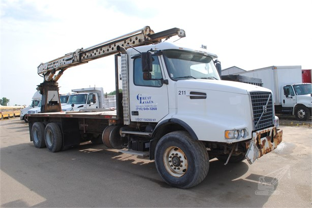 USTC Boom Truck Cranes For Sale - 12 Listings   CraneTrader