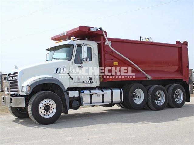 mack truck automatic transmission