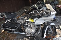 1997 Kawasaki Kz1000 Police Motorcycles (2) | Bidera LLC