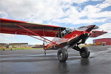 Bush Plane For Sale >> Aviat Husky Piston Single Aircraft For Sale 22 Listings