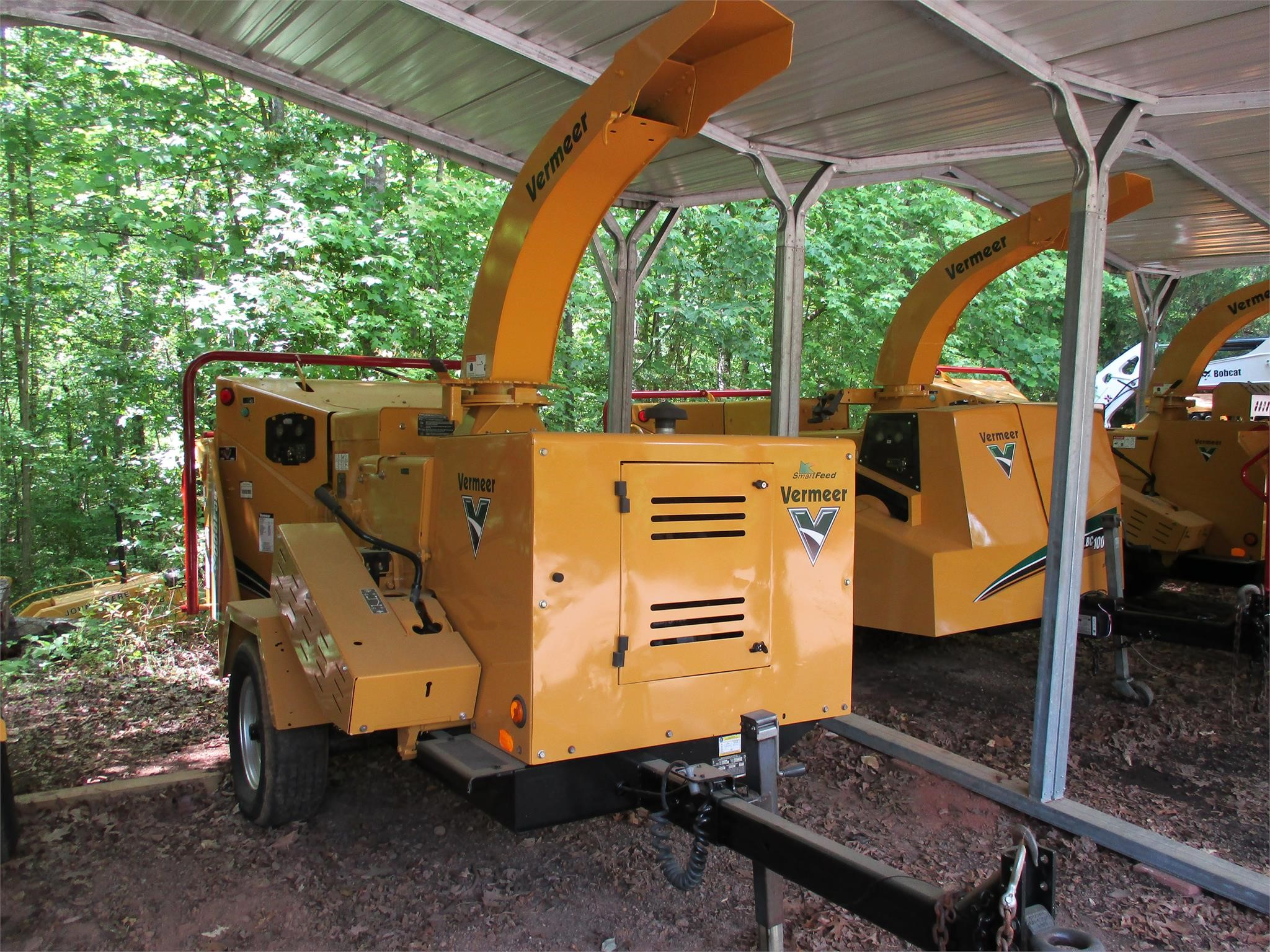 Forestry Machines from Equipment Sales & Parts [4633
