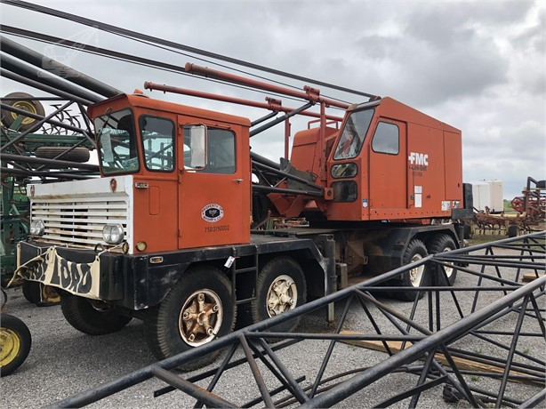LINK-BELT Cranes Auction Results - 367 Listings | CraneTrader com