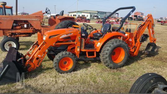 2013 KIOTI CK27HST For Sale In Vinita, Oklahoma