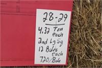 Hay, Bedding, Firewood #17 (04/27/16)