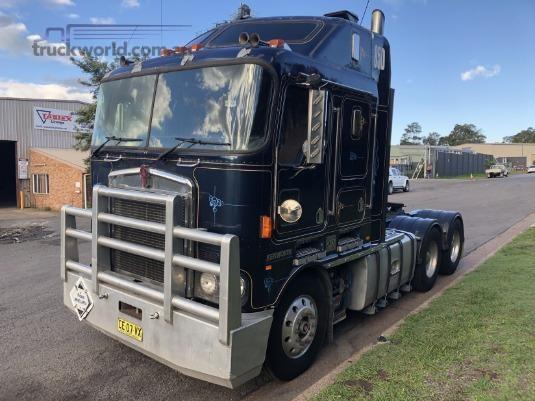 2007 Kenworth K104 Coast to Coast Sales & Hire - Trucks for Sale