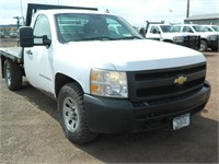 Trucks, Machinery & More Timed Online Auction