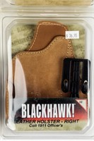 Lot of Blackhawk Leather Holsters
