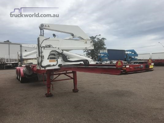 2016 Steelbro Side Lifter Trailers for Sale