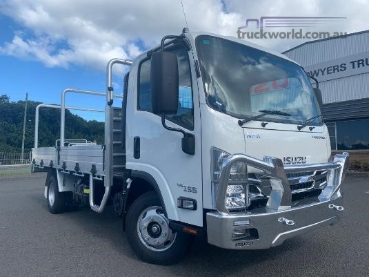 2019 Isuzu NPR 45 155 MWB Tradepack Trucks for Sale