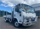 2019 Isuzu NPR 45 155 MWB Tradepack Table / Tray Top Drop Sides