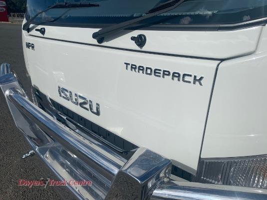 2019 Isuzu NPR 45 155 MWB Tradepack Dwyers Truck Centre - Trucks for Sale