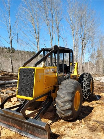 Ammco bus : Logging skidders for sale