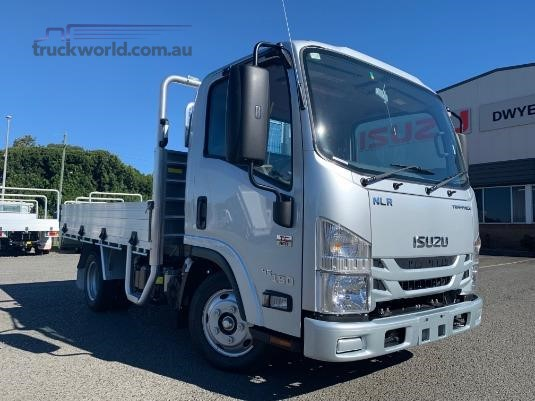2019 Isuzu NLR 45 150 AMT MWB Traypack Trucks for Sale