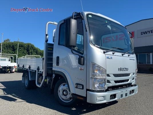2019 Isuzu NLR 45 150 AMT SWB Traypack Dwyers Truck Centre - Trucks for Sale