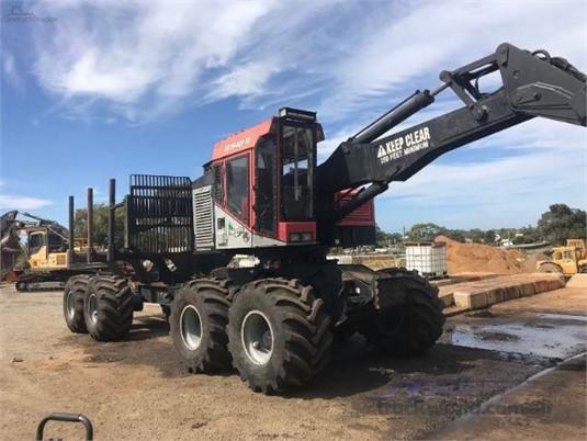 2010 Timberpro TF840B - Heavy Machinery for Sale