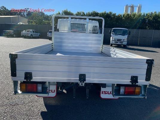 2019 Isuzu NLR 45 150 SWB Traypack Dwyers Truck Centre - Trucks for Sale
