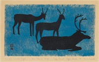 Inuit & First Nations Art Auction of May 25, 2016